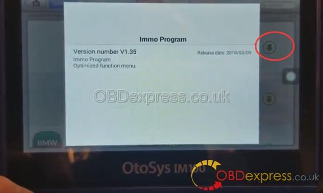 update-auro-otosys-im100-im600-3
