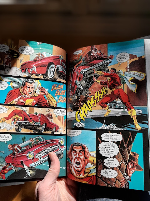 From The Power of Shazam! graphic novel