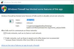 Cara Mengaktifkan Dan Menonaktifkan Firewall Di Windows 10