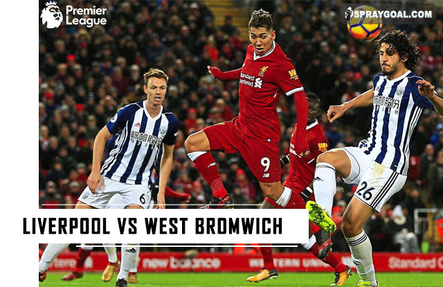 Liverpool vs West Bromwich 27 Desember 2020