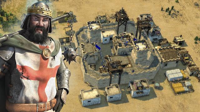 تحميل لعبة صلاح الدين stronghold crusader 2 برابط مباشر