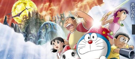 Kumpulan Gambar Animasi Doraemon Terbaru