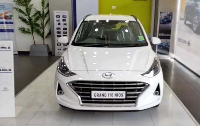 Hyundai Grand I10 Nios-Better Than Swift