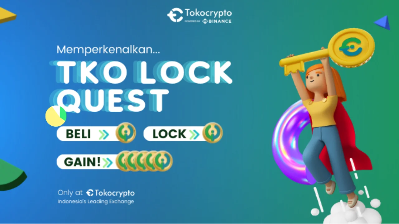 TKO Lock Tokocrypto