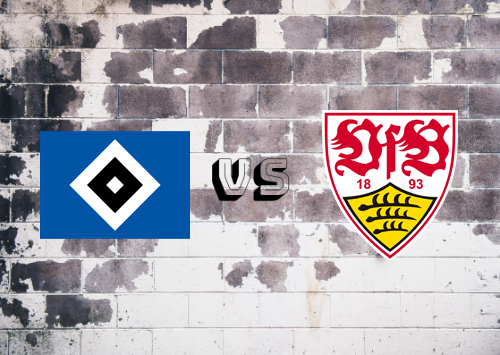 Hamburger SV vs Stuttgart  Resumen