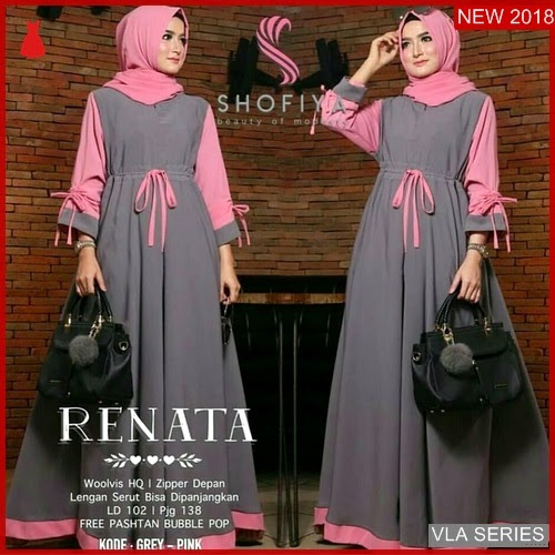 VLA004R140 Model Dress Renata Mc Murah BMGShop