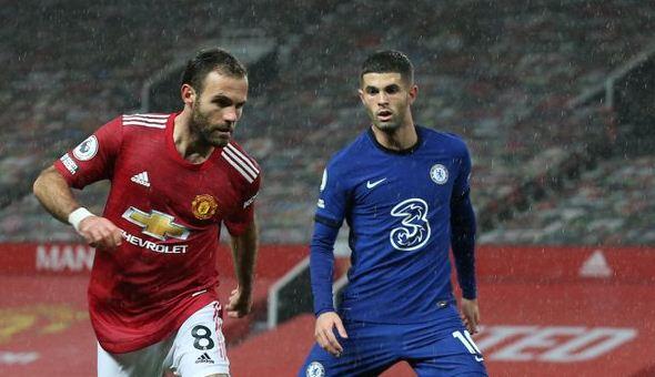 HT: Manchester United vs Chelsea - Highlights
