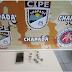 Operação da CIPE Chapada resulta em prisões no distrito de Nova Cruz