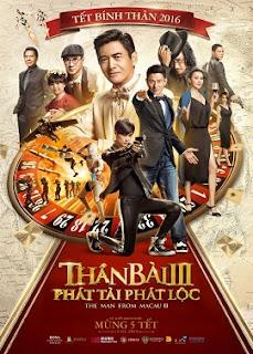 Xem Phim Thần Bài Macau 3
