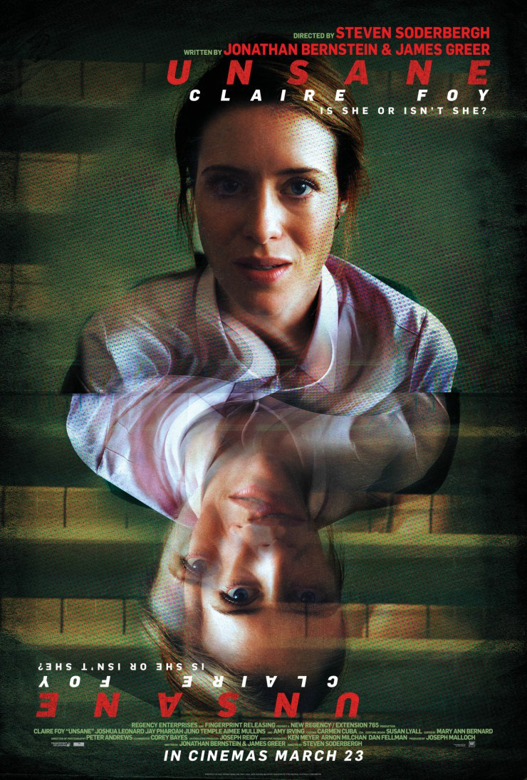 Watch Unsane (2018) Online