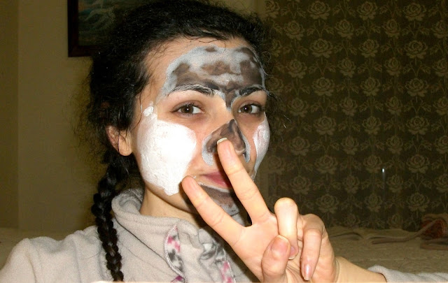 """Multimasking: """"latest"""" skincare trend. How to by Valentina Chirico"""