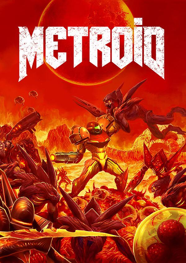 Metroid estilo Doom