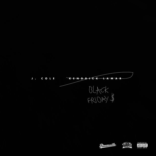 J. Cole - Black Friday