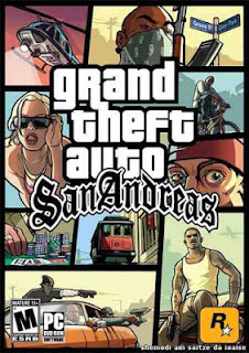Download Game GTA San Andreas for PC High Compressed (100% Work)