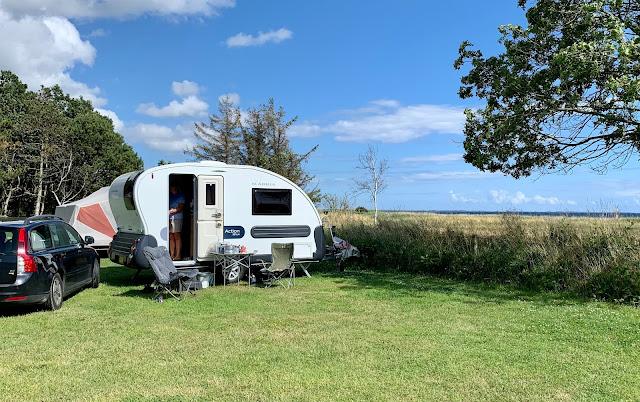 Plads 27 Marstal camping