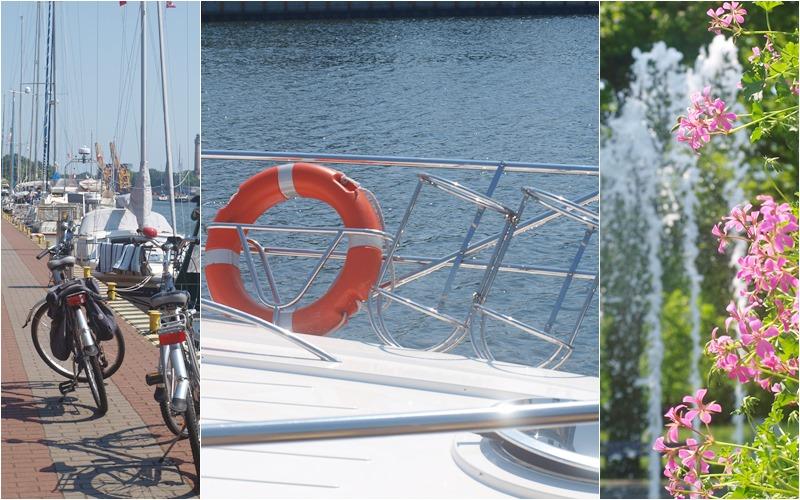 rowerem nad Baltykiem