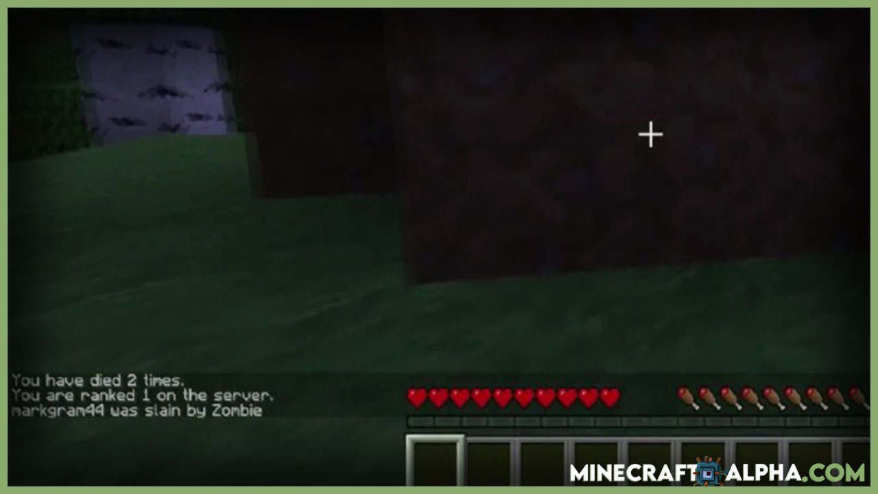 Minecraft Death Counter Mod For 1.17.1/1.16.4 (Calculate The Number of Deaths)