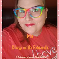 Blog With Friends, a multi-blogger project based post incorporating a theme, Tell Your Story. | Me by Jules of The Bergham Chronicles | Featured on www.BakingInATornado.com
