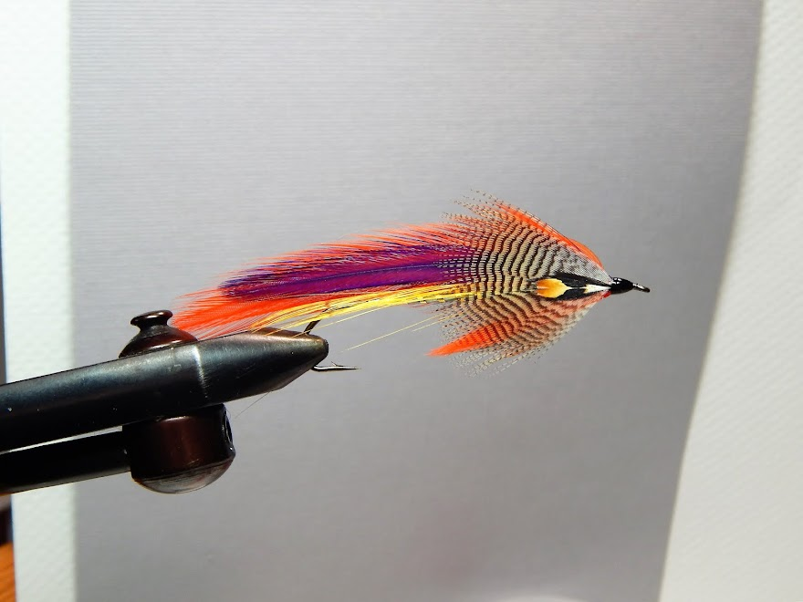BT's #4, a Rangeley Streamer