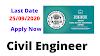 For Civil Engineering Jobs Civil Engineer Jobs Civil Engineer Jobs Govt