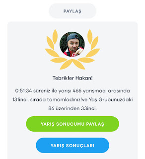 İzmir Maratonu, İzmir koşusu z İzmir, Hakan Çolak, hakancolakcom