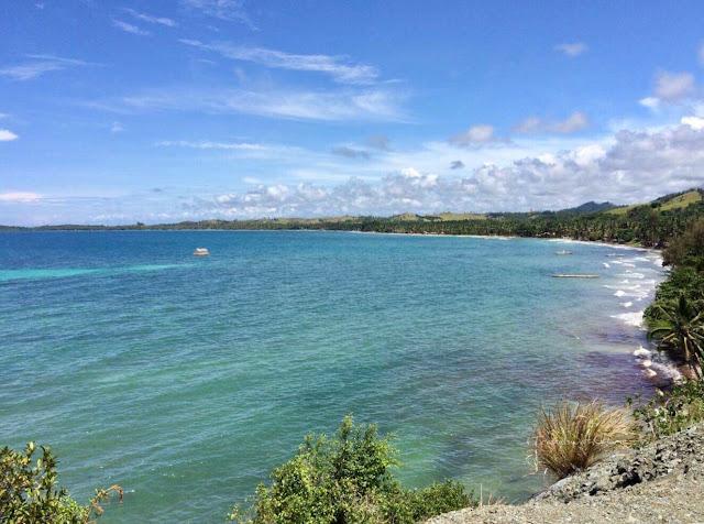 Jawili coast, Aklan
