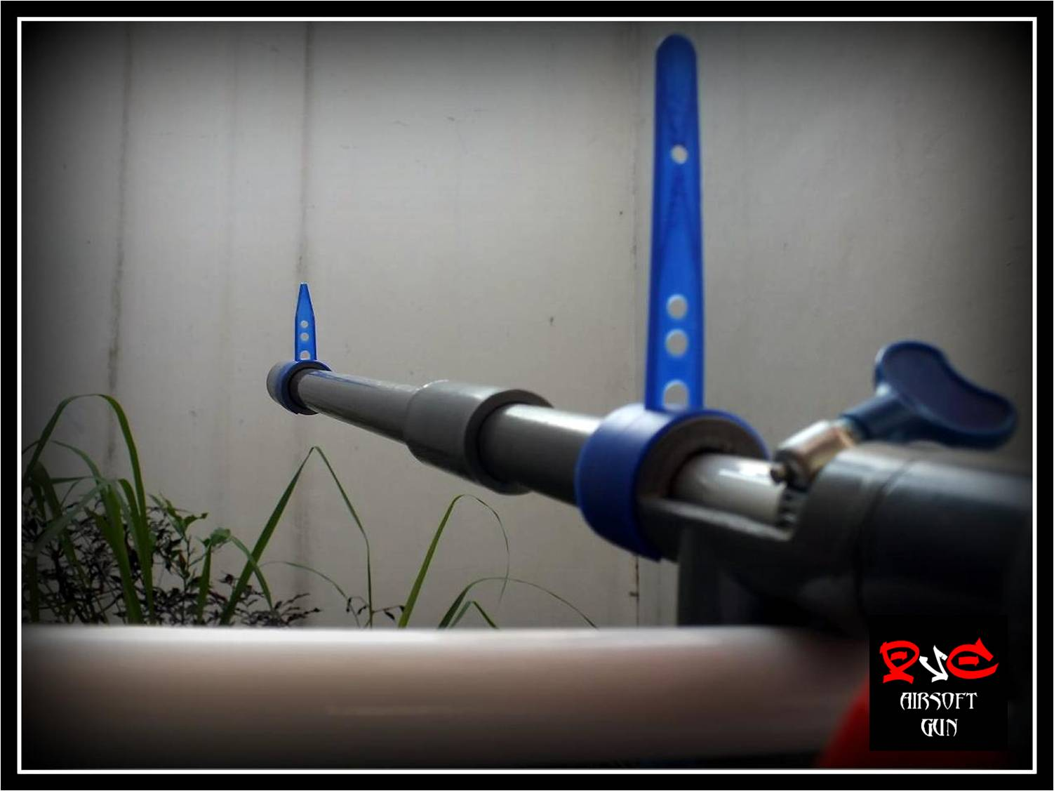 PVC Airsoft Gun | Membuat senapan mainan | Spring - Pneumatic - PCP