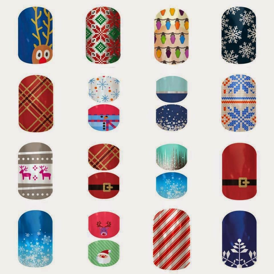 Jamberry Nails Review Skies Of Parchment
