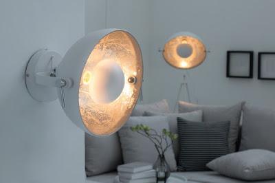 www.reaction.sk, interiérový nábytok, svietidlá na stenu