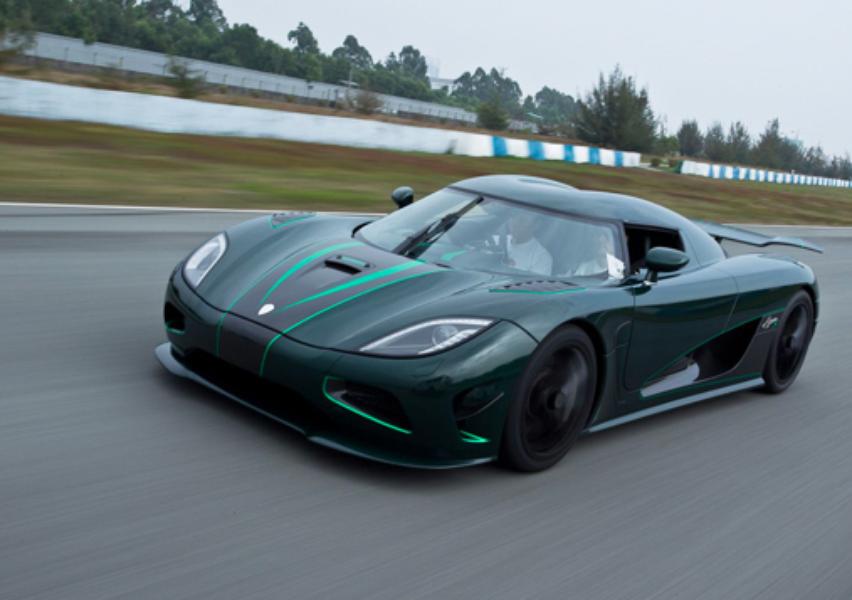 Gambar Mobil Termahal Di Dunia - Koenigsegg Agera