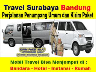 agen Travel Surabaya bandung