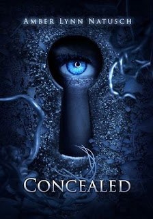 Cover Love: Concealed-Amber Lynn Natusch