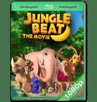 JUNGLE BEAT: LA PELÍCULA (2020) WEB-DL 1080P HD MKV ESPAÑOL LATINO