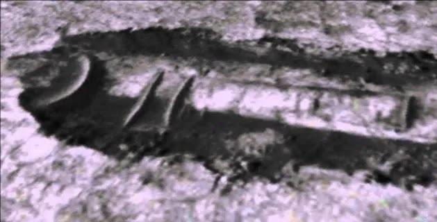 Εξωγήινο διαστημόπλοιο θαμμένο στην επιφάνεια του Άρη ισχυρίζεται πως εντόπισε ερευνητής