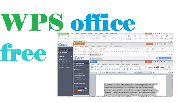 Alternative to Microsoft Word 2019 Word Processing