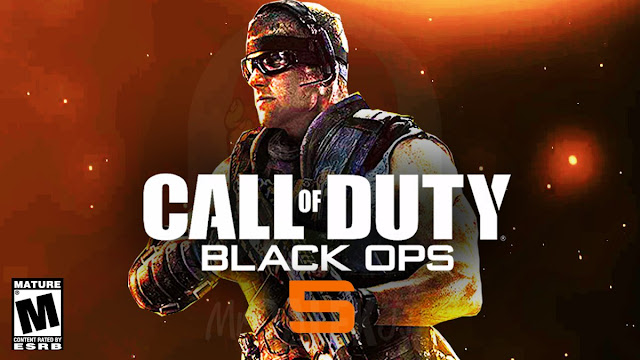 Game Call of Duty : Black Ops 5