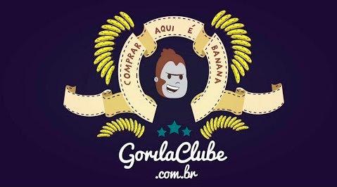 Nécessaires criativas presentes Gorila Clube