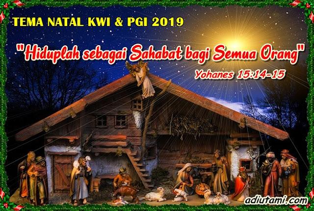TEMA NATAL 2019