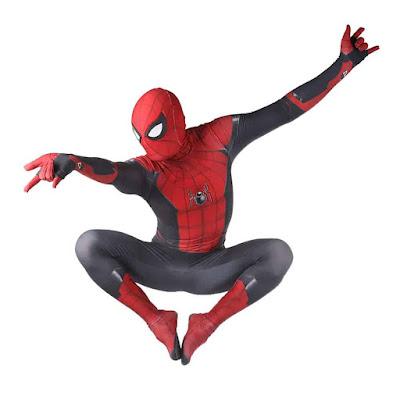 Traje Real de Spiderman