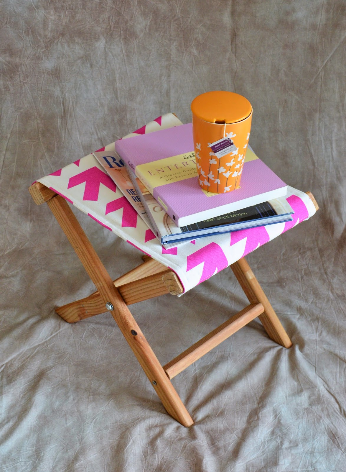 Folding Camp Stool | Homemade Christmas Gifts Men Will Actually Love