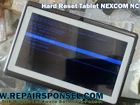 Hard Reset Tablet NEXCOM NC Galaxy