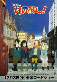 K-On Movie BD Subtitle Indonesia