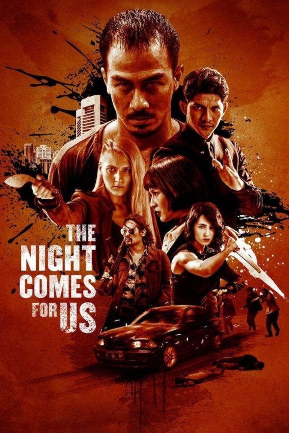 The Night Comes For Us Subtitle Download