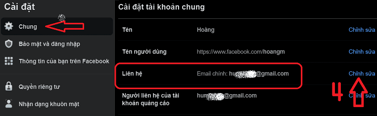 đổi tên đăng nhập Facebook_2