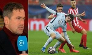 Joe Cole hail Mount 'Brilliant' display against Atletico Madrid