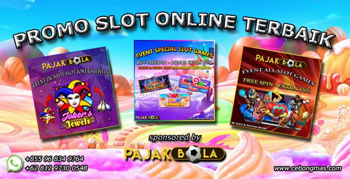 Promo Slot Online Terbaik
