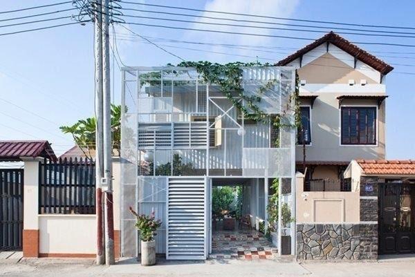 Thiết kế nhà phố đẹp tại Bình Dương xây dựng siêu nhanh
