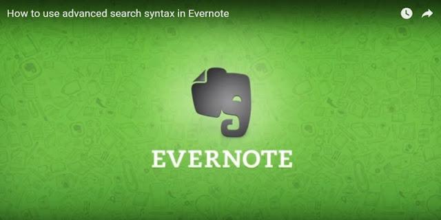 迅速搜尋 Evernote 記事標題的技巧﹍自製各種快速鍵