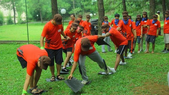 Tempat Outbound Training di Kupang, Nusa Tenggara Timur Terpercaya