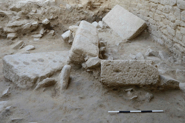 Archaeologists find princely tombs near 'Griffin Warrior' in Pylos